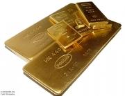 Золото 9999 пробы в слитках
